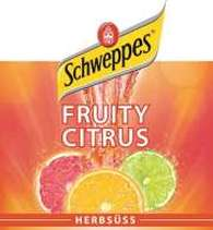 Schweppes Fruity Citrus